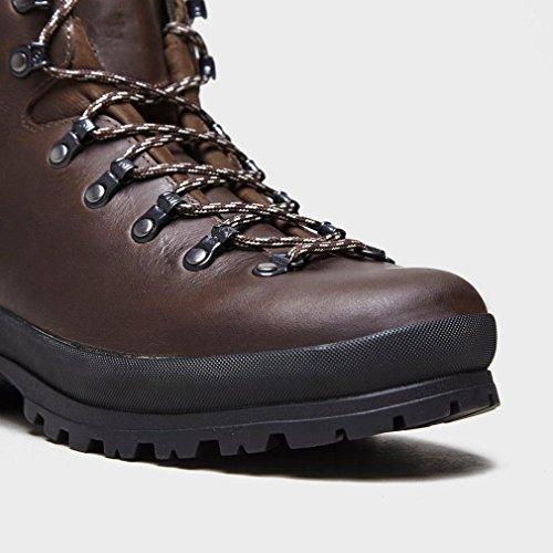 Scarpa - Zapatillas de senderismo para hombre Negro marrón