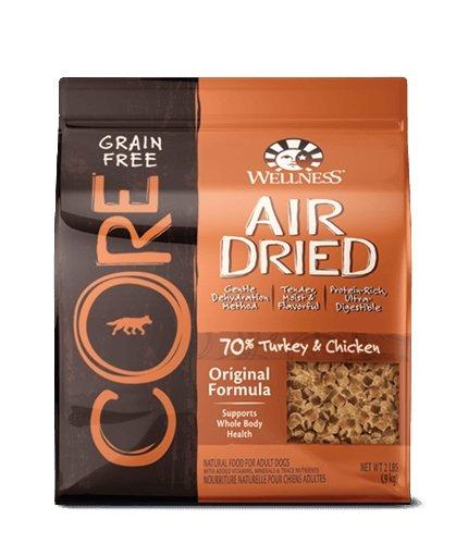 Wellness Core Natural Dry Grain Free Puppy Food Chicken Turkey