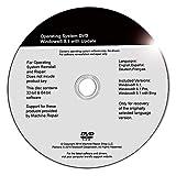Windows 8 8.1 Install Disc Repair 32 Bit 64 Bit System Restore Full Recovery Reinstall Home Pro Factory Reset Reboot Troubleshoot OS Machine Repair Shop (R) DVD