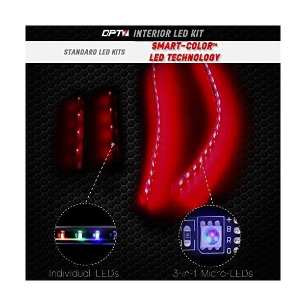 OPT7 Aura Interior Lighting Kit