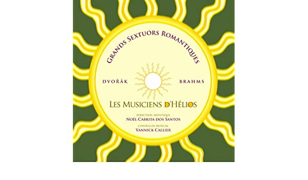 Sextuor à cordes opus 18 en si b majeur - 4ème mouvement (Poco allegretto e grazioso) by Noël Cabrita dos Santos, Yannick Callier, Noël Cabrita dos Santos, ...