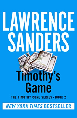 Timothy's Game (The Timothy Cone Series Book 2)