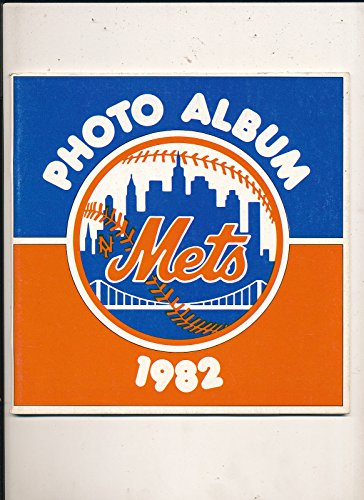 New York Mets 1982 Photo Album (New York Mets Photo Album)