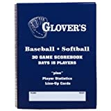 Glover's Scorebooks 9 to 15 Player