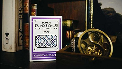 Casino Royale Playing Cards - Casino Royale Mystic Edition Playing Cards by BOMBMAGIC