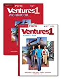 img - for Ventures Level 1 Value Pack (Student's Book with Audio CD and Workbook with Audio CD) book / textbook / text book