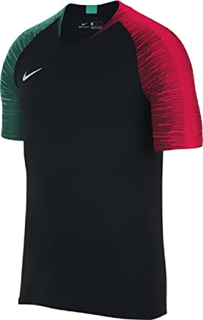referir disfraz prometedor  Camiseta Nike VaporKnit Strike Football Top: Amazon.es: Deportes y aire  libre