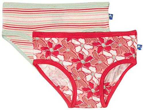 45ff32a169 KicKee Pants Girls Bamboo Underwear Set - Women s Lingerie ...