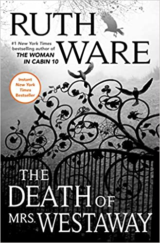 The Death of Mrs  Westaway: Ruth Ware: 9781501156212: Amazon