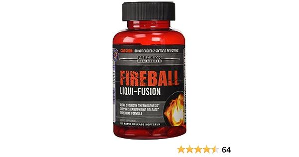 fireball liqui fusion fat burner)