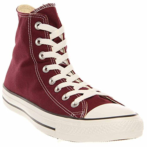 Converse Chuck Taylor All Star Speciality Hi, Zapatillas Altas de Tela Unisex Adulto Rojo (Burdeos)