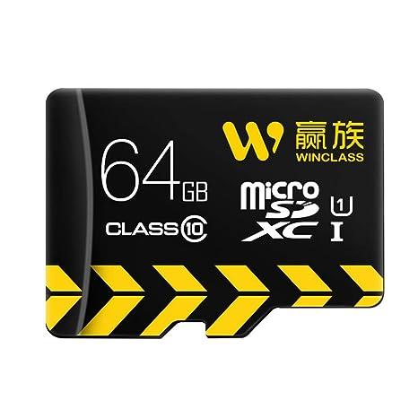 GuanElectronics Teléfono móvil de la Tarjeta de Memoria 64G ...