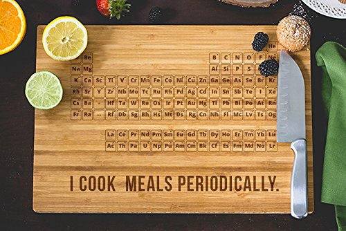 Bamboo Utility Board (I Cook Meals Periodically 15