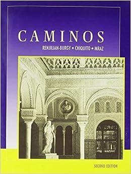Caminos, Second Edition, Custom Publication