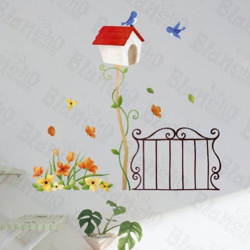 Decorative Wall Appliques - 9