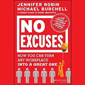 No Excuses Audiobook