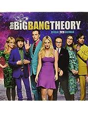 Big Bang Theory 2020 Calendar - Official Square Wall Format Calendar