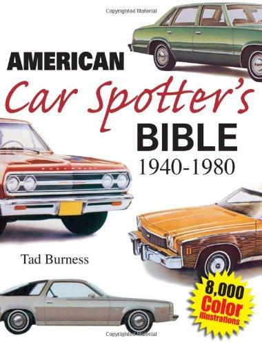 American Car Spotter's Bible ()