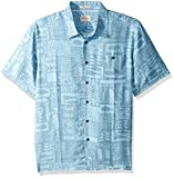 Quiksilver Waterman Mens Maludo Bay Comfort Fit Button Down Shirt