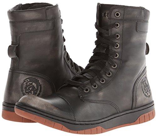 Buy Diesel Shoes Tatradium Basket Butch Zip Boot