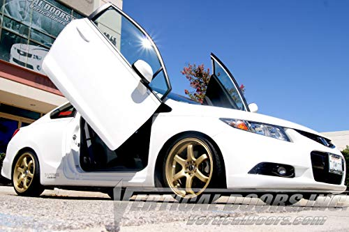 Civic Vertical Doors - Vertical Doors - Vertical Lambo Door Conversion Kit for Honda Civic 2011-2015 2DR (VDCHC112DR)