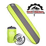 Best Self Inflating Pads - Gear Doctors- Self Inflating Sleeping Pad - 4.3 Review