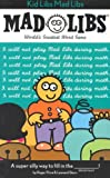 img - for Goofy / Kid Libs Mad Libs B2G1F 2 pack book / textbook / text book