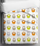 Organic Sheep Baby/Toddler Duvet Cover