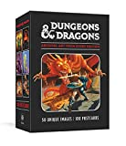 Dungeons & Dragons 100 Postcards: Archival Art from