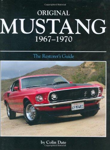 Original Mustang 1967 1970 Original Series At Virtual