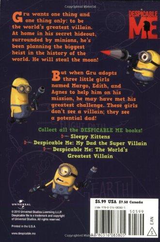 Despicable Me The Junior Novel Annie Auerbach 9780316083805 Amazon Books