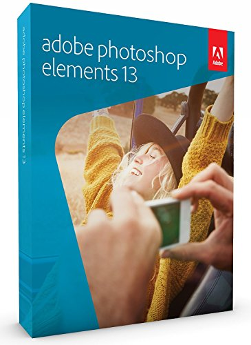 Adobe Photoshop Elements 13 [Old Version] by Adobe