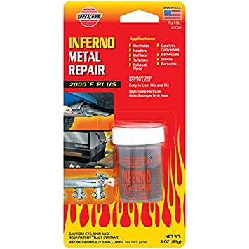 Versachem 83009 Inferno Metal Repair - 3 oz.