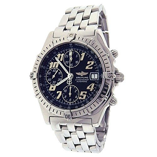 Breitling Chronomat automatic-self-wind mens Watch A13050.1 (Certified Pre-owned)