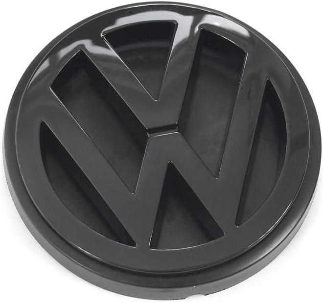 Volkswagen 701853601a01c Zeichen Heckklappe Emblem Logo Schwarz Auto
