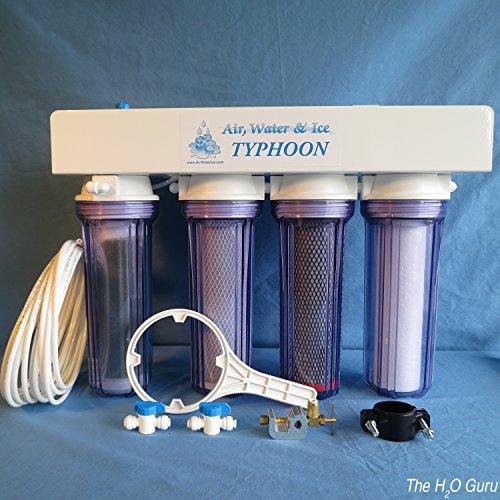 TYPHOON 5 Stage RODI Reefkeeper 75 GPD by AWI