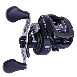 Lew's Fishing Speed Spool Lfs Baitcast Reel, Right Hand, 7 Oz.120 Yd.12 Lb.6.8:1