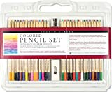 Constructive Playthings CP45 Constructive Playthings Colored Pencil Set of 30, Grade:3 to 6