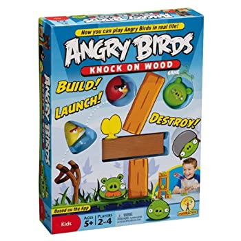 Set A Shopping Price Drop Alert For Mattel Angry Birds: Knock On Wood Game