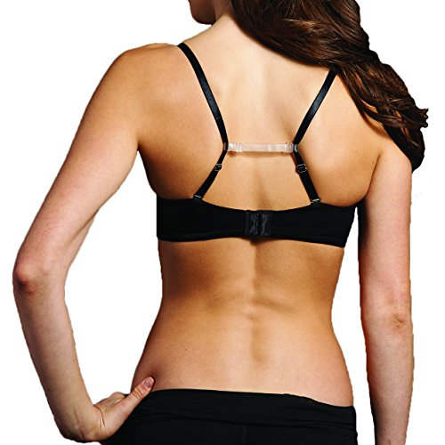 Maidenform Women's Plus Size Clear Bra Strap Holder
