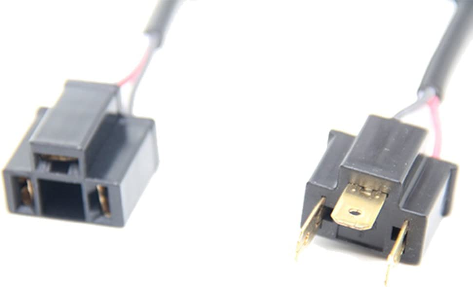TABEN H4 HB2 9003 Can-Bus EMC Arn/és antiparpadeo para Sistemas de Faros LED Hi//Lo Beam