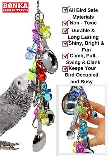 Bonka Bird Toys 1969 Spoon Delight