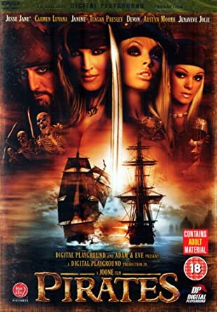 Pirate porn parody nude pic