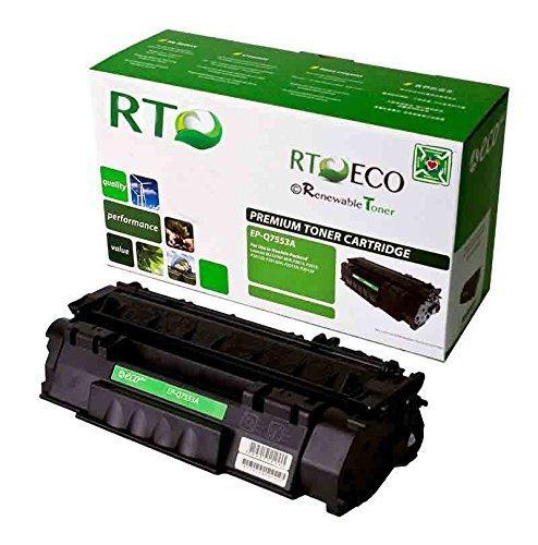 Q7553a Compatible Toner - 4