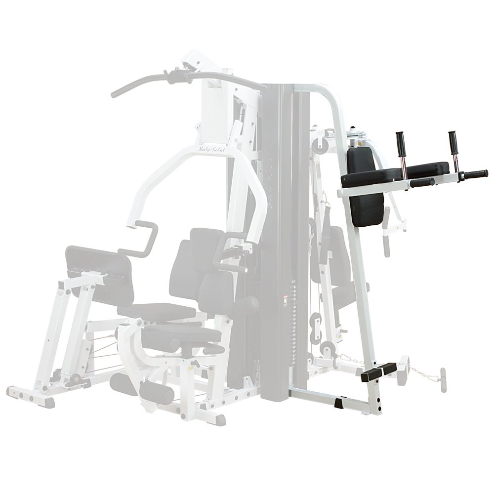 Body Solid VKR30 Vertical Knee Raise Attachment for EXM3000LPS Gym by Body-Solid