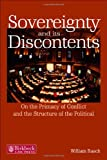 Sovereignty and Its Discontents, William Rasch, 1859419844