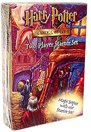 Harry Potter Trading Card Game Two-Player Starter Set ...