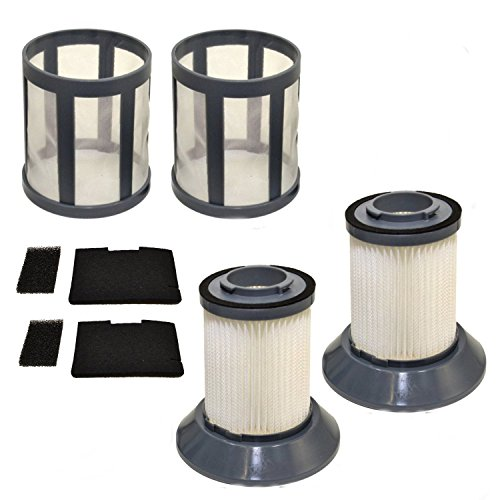 HQRP Filter Set 2-pack for Bissel Easy-Vac Compact 40N8 35F3 59G4,...