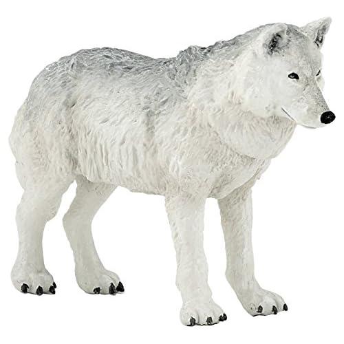 Papo 50195 - Figurine - Animaux - Polar Loup