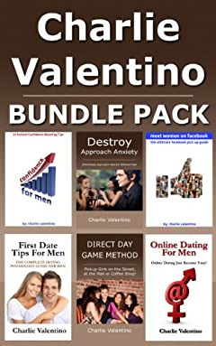 Charlie Valentino Bundle Pack